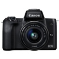 Canon EOS M50 + EF-S 15-45 IS STM Black - Item