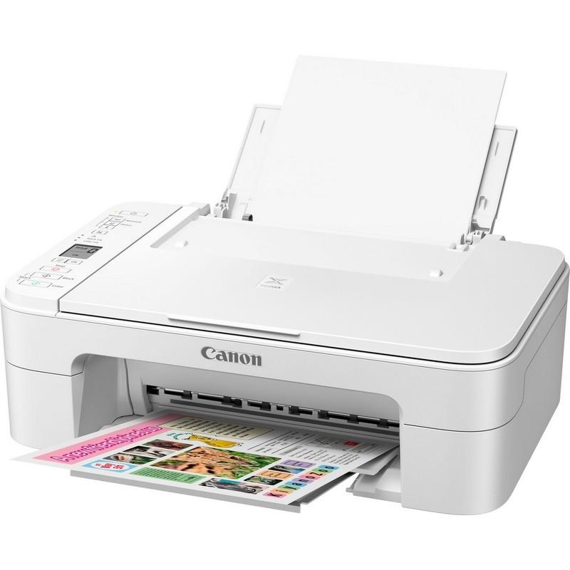 Impresora Multifunción Canon PIXMA TS3151 Wifi Blanca - 2226C026 - Color blanco