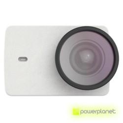 Case couro + Lente UV para Yi Action 4K - Item2