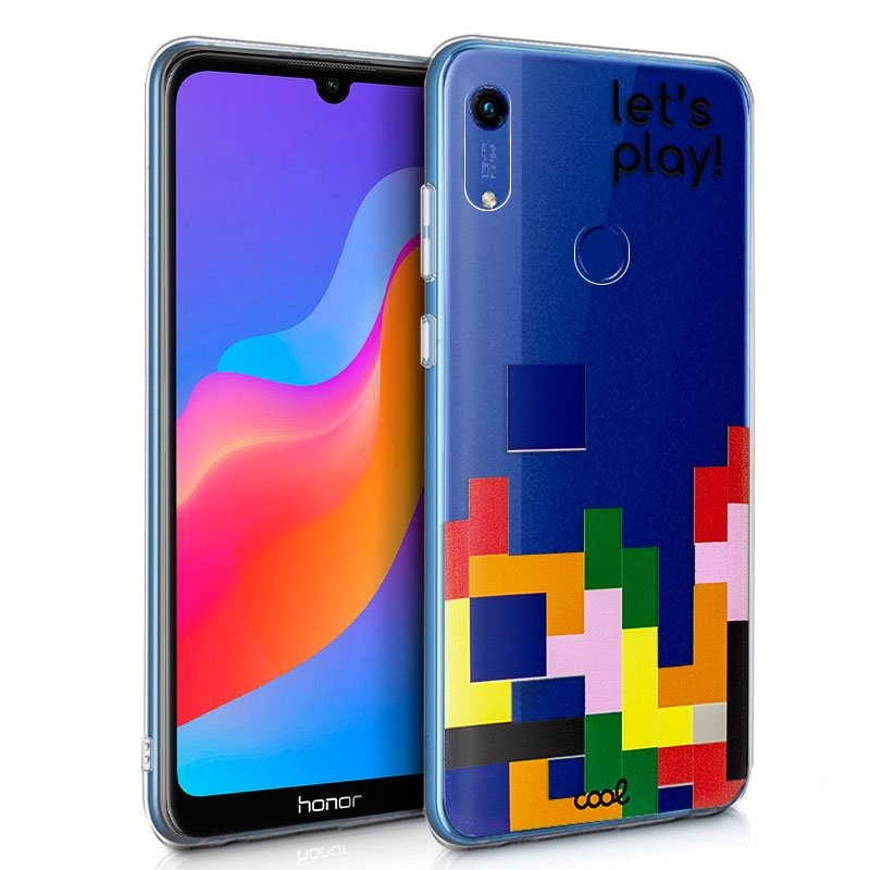 Cool Case Huawei Honor 8A / Y6 2019 Clear Game