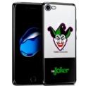Capa de silicone com print Joker de Cool para iPhone 7 / iPhone 8