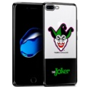 Capa de silicone com print Joker de Cool para iPhone 7 Plus / iPhone 8 Plus
