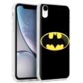 Funda de silicona con print Batman de Cool para iPhone XR