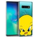 Funda de silicona con print Piolín de Cool para Samsung Galaxy S10+
