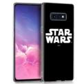 Capa de silicone com print Star Wars de Cool para Samsung Galaxy S10e