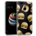 Cool Case Xiaomi Mi A1 Clear Burger