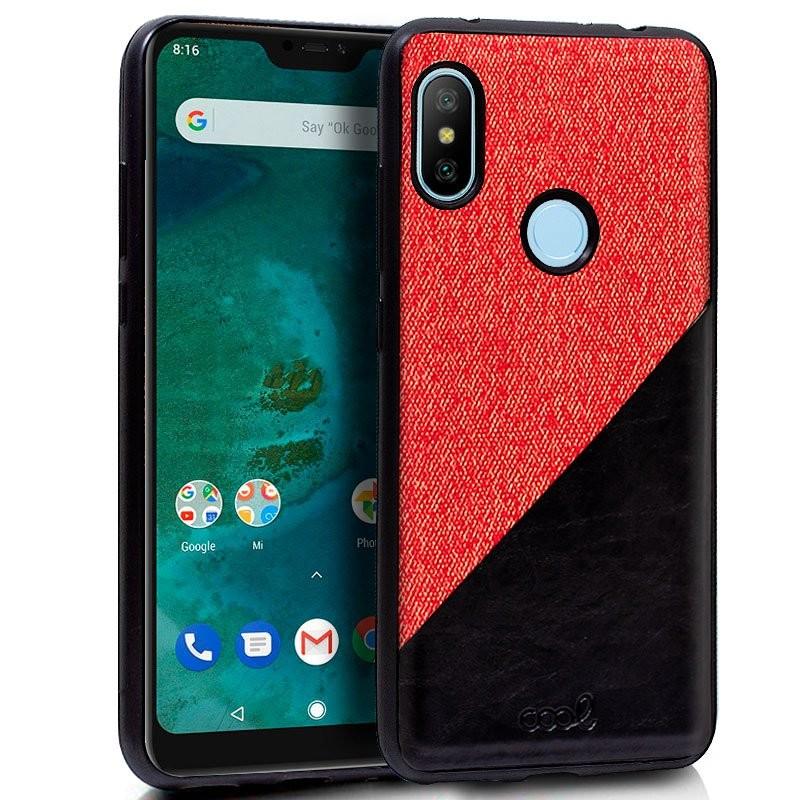wholesale dealer 7dcff 096d4 Cool Case Xiaomi Mi A2 Lite Bicolor Red