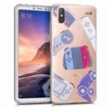 Funda de silicona con print Clear Consolas de Cool para Xiaomi Mi Max 3
