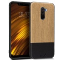 Cool Case Xiaomi Pocophone F1 Beige Wood