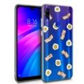 Funda de silicona con print Clear Bacon de Cool para Xiaomi Redmi 7
