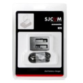 SJCAM M20 Dual Battery Charger - Charge 2 Batteries Simultaneously - Charger Exclusively Compatible with SJCAM M20 Batteries