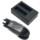 Cargador de Batería Dual SJCAM SJ8 Air/SJ8 Plus/SJ8 Pro - Ítem1