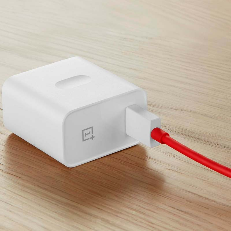 Chargeur OnePlus Warp Charge 30W avec Type-C Cable prix maroc