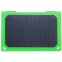 Cargador Solar Beewa 14W 5V/2.8A 2 USB BW-S14W