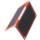 Cargador Solar Beewa 14W 5V/2.8A 2 USB BW-S14W - Ítem2