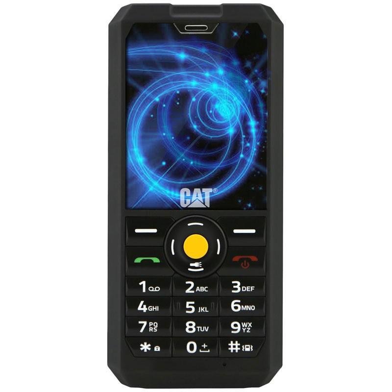 CAT B30 Dual SIM Negro