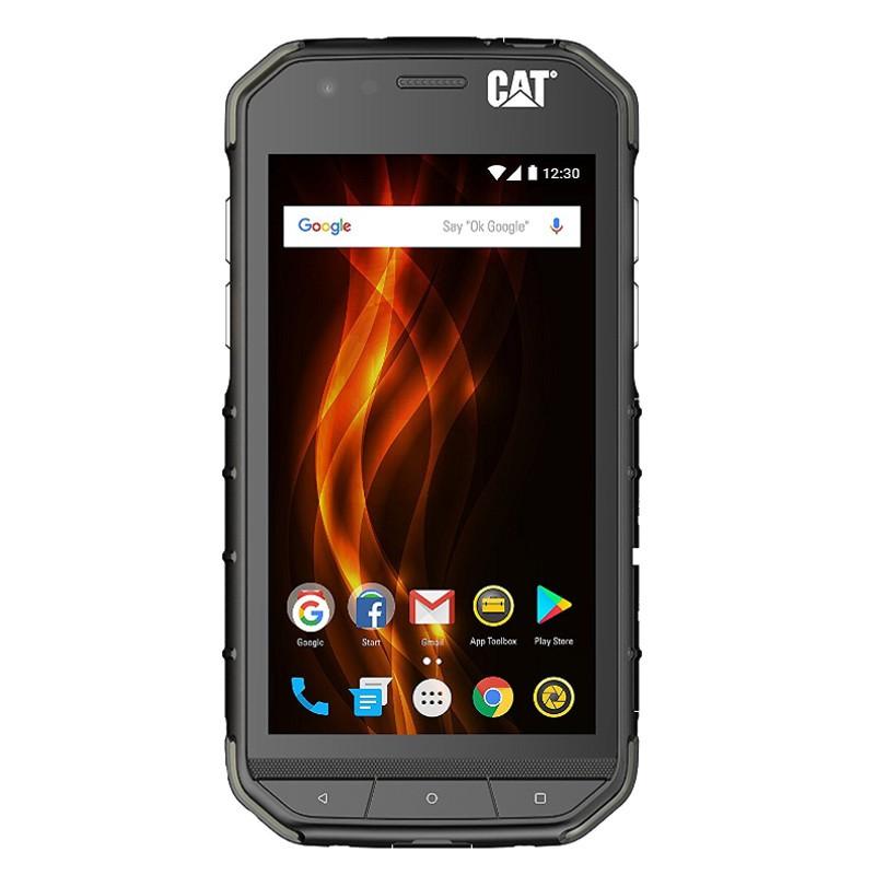 CAT S31 DS Negro
