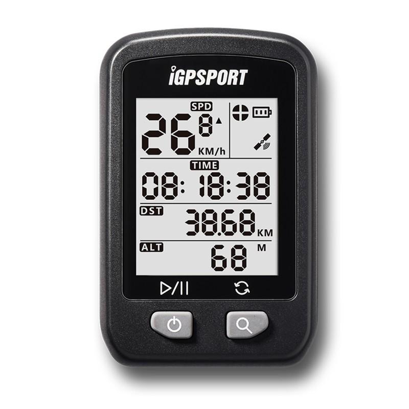 Ciclocomputador iGPSPORT iGS20E - Acessório Ciclismo