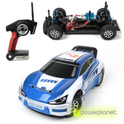 WlToys A949 RC Car 1/18 4WD - Item8