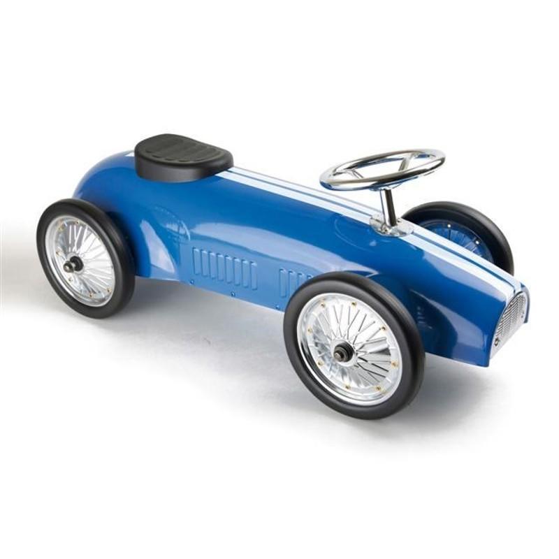 Andador de Carro - Rally azul