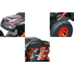 Carro RC Agrios 1/14 4WD - Item2