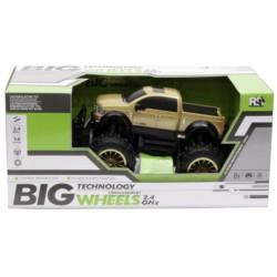 Carro RC RW BIG Wheels 23588BK - Item1