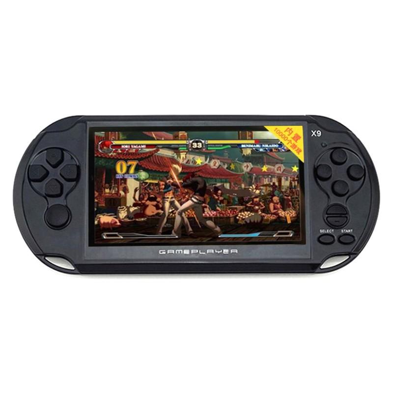 Consola de Jogos Portátil CoolBoy X9