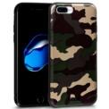 Funda de silicona con print Militar de Cool para iPhone 8 Plus