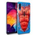 Funda de silicona con print Spider-Man de Cool para Samsung Galaxy A50