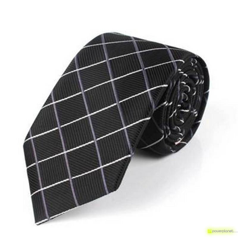 Corbata con diseño - Hombre