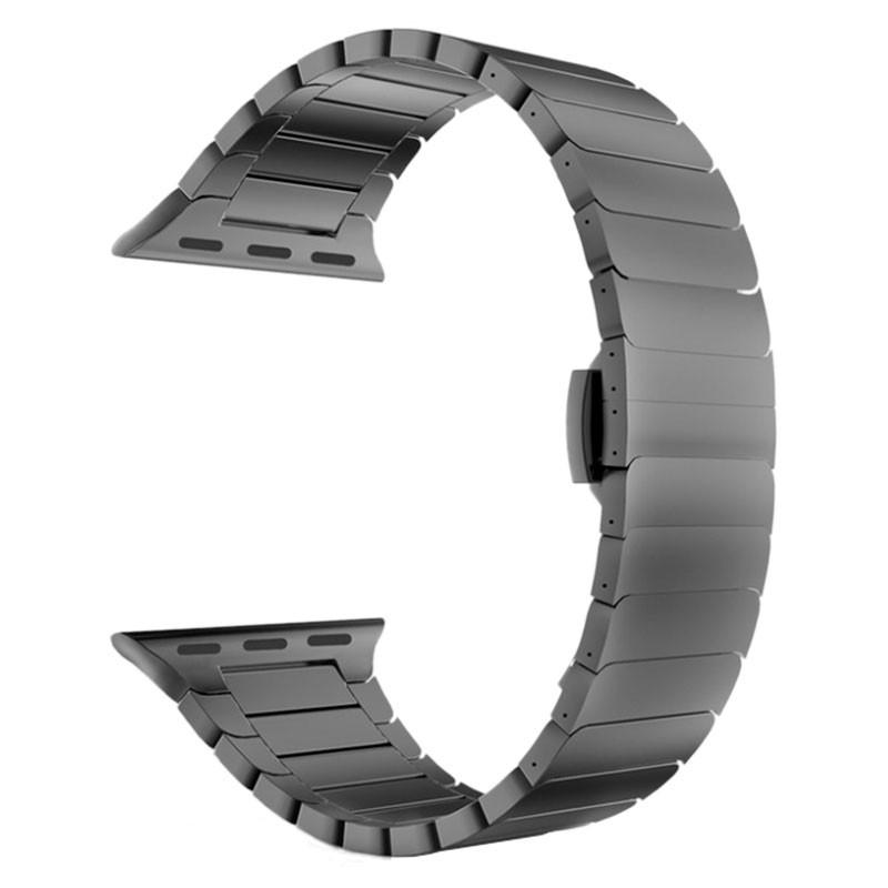 Correa de Acero Inoxidable para Apple Watch