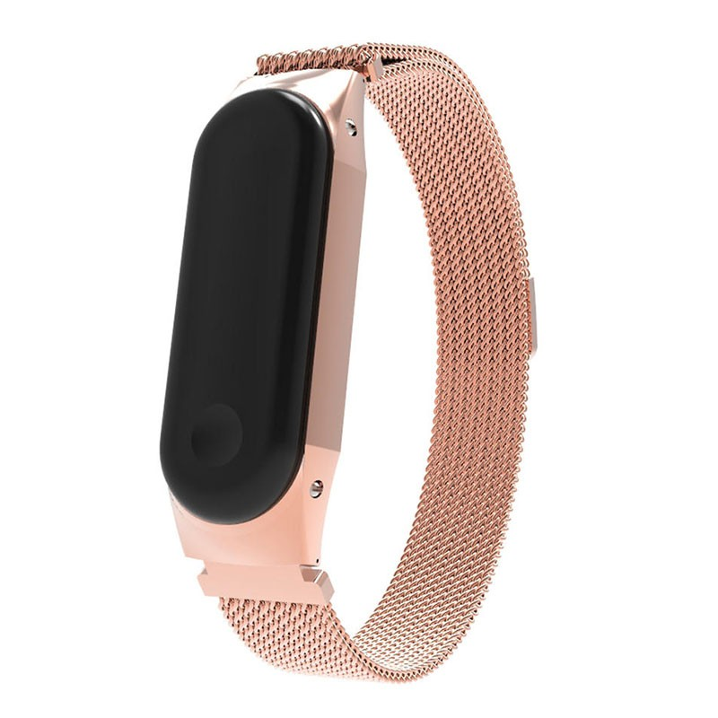 Xiaomi Mi Band 3 Milanese Wrist Strap Magnet