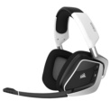 Corsair Void Pro Gaming RGB 7.1 Wireless Premium White - White color