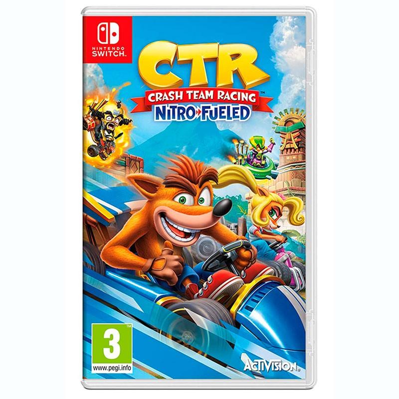 Crash Team Racing Nitro-Fueled para Nintendo Switch