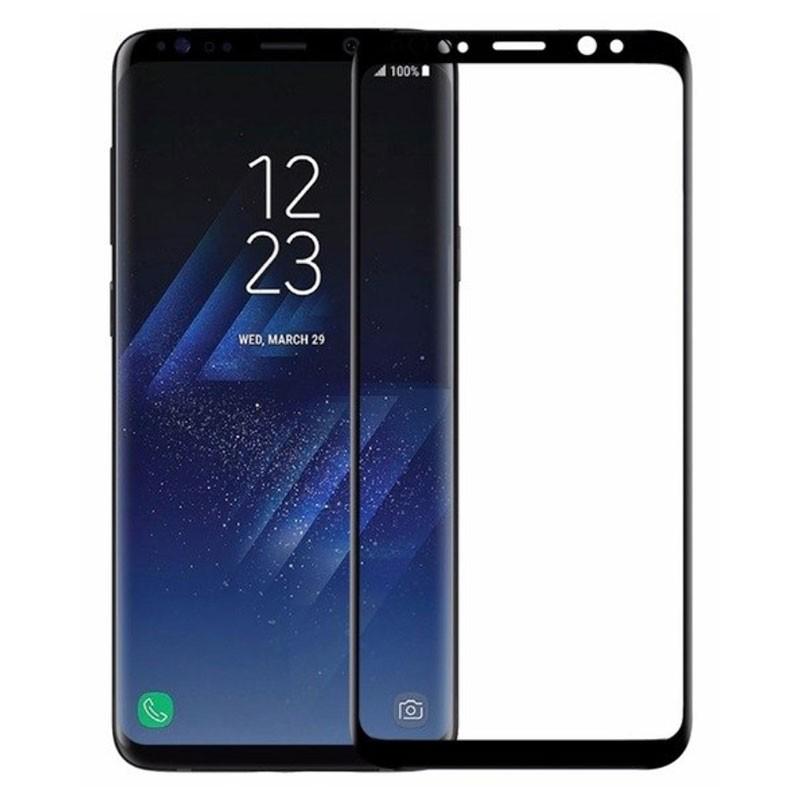 Protector de cristal templado Full Screen 3D para Samsung Galaxy S9 Plus