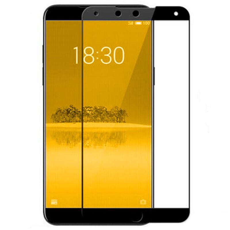 Meizu 15 Plus Full Screen 3D Tempered Glass Screen Protector