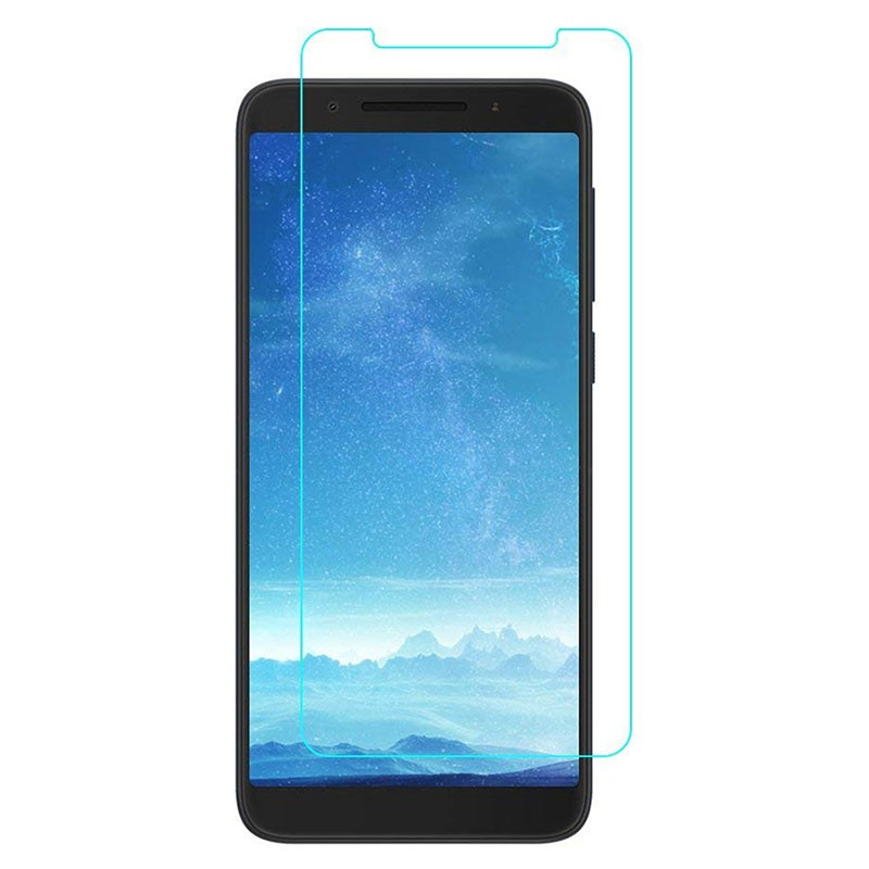 Protector de ecrã de vidro temperado para Alcatel 3