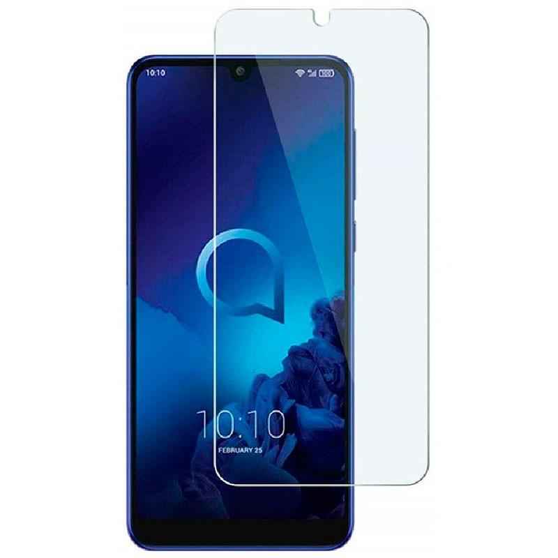 Protector de pantalla de cristal templado para Alcatel 3 2019