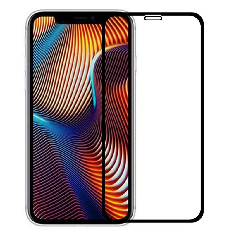 Protector de pantalla de cristal templado Full Screen para iPhone XR