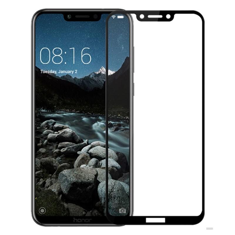 Protector de pantalla de cristal templado Full Screen para Huawei Honor Play
