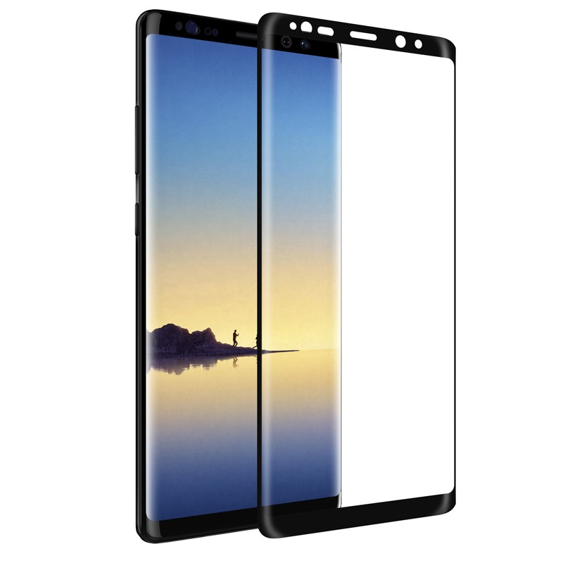 Protector de pantalla de cristal templado 3D CP+ Max de Nillkin para Samsung Galaxy Note 8