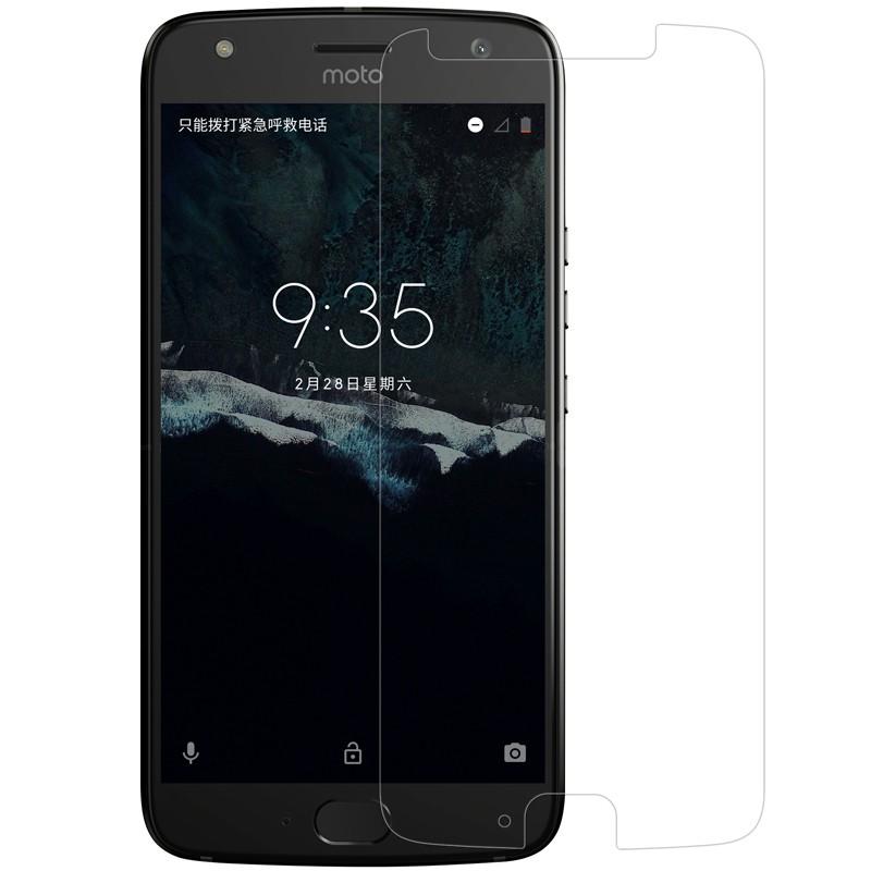 Protetor de vidro temperado H de Nillkin para Motorola Moto X4