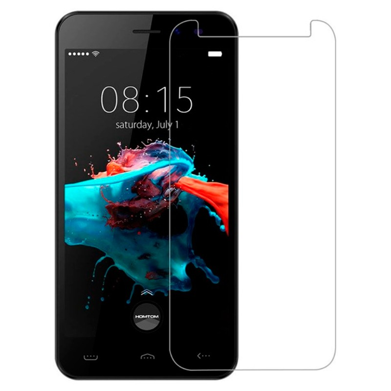 Homtom S16 Tempered Glass Screen Protector
