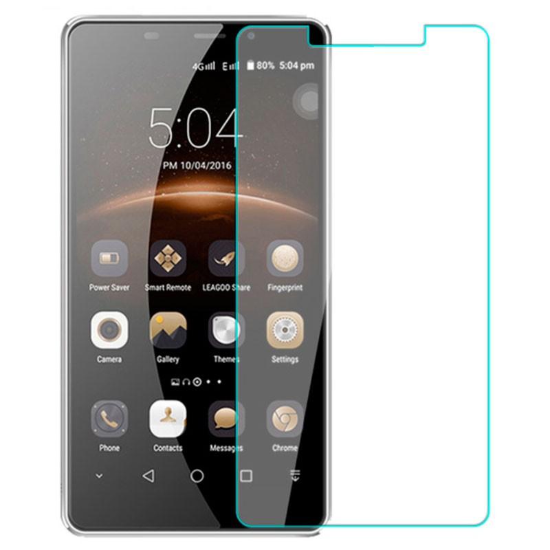 Protector de ecrã de vidro temperado para Leagoo Z6