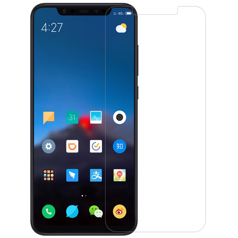 Protector de pantalla de cristal templado para Xiaomi Mi 8
