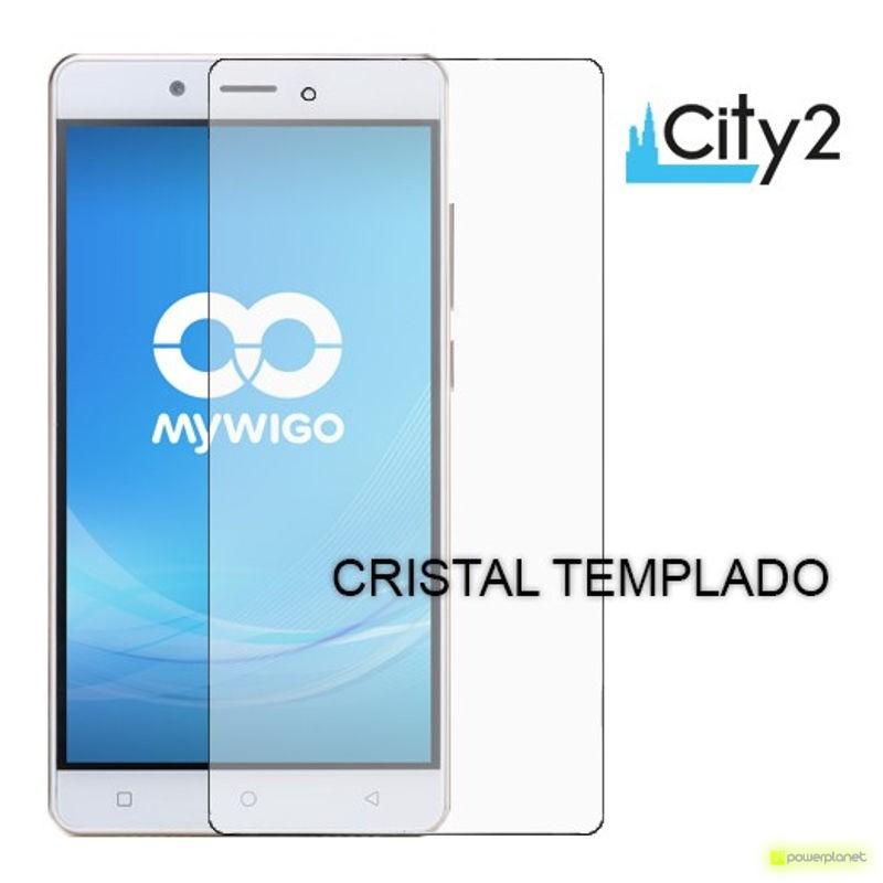 Protector de Cristal Templado para MyWigo City 2
