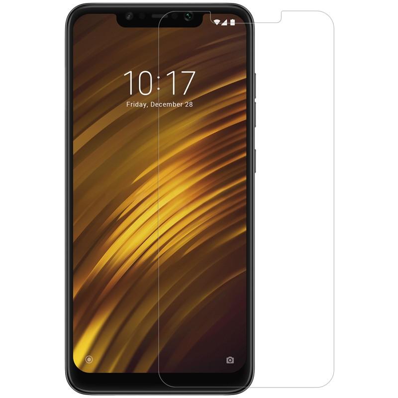 Protector de cristal templado H de Nillkin para Xiaomi Pocophone F1