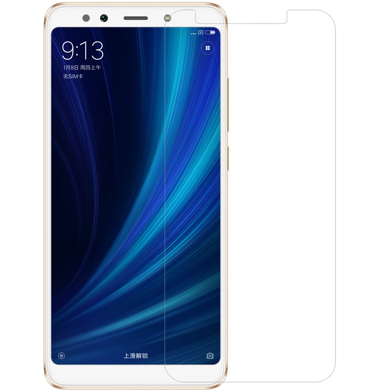 Protector de cristal templado H de Nillkin para Xiaomi Mi A2