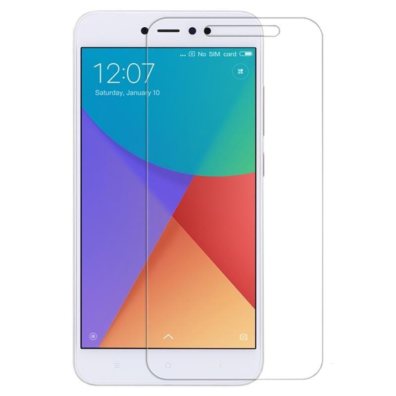 Protector de pantalla de cristal templado para Xiaomi Redmi Note 5A Prime