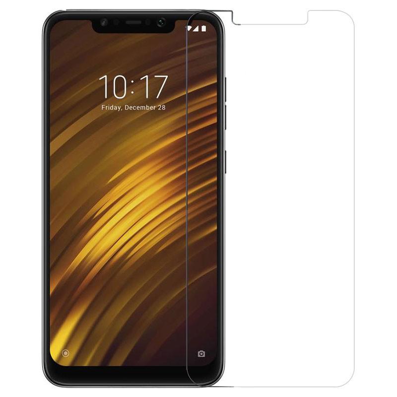 Protector de pantalla de cristal templado para Xiaomi PocoPhone F1